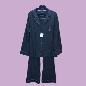 Victorias Secret pajamas XL long shirt & pants NWT